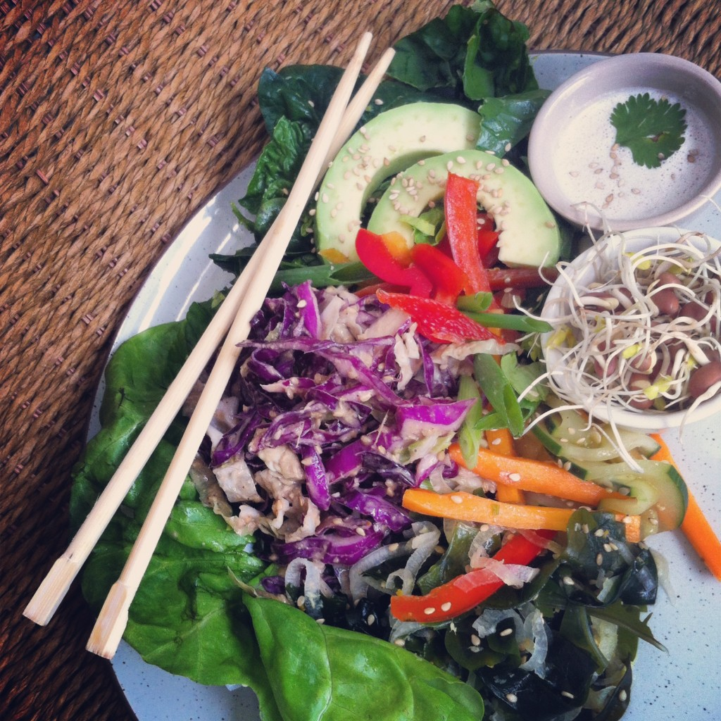 japansk raw food